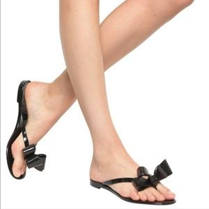 Valentino bow flip flop